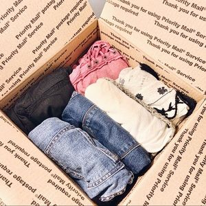 6 Piece Free People Reseller Not So Mystery Box